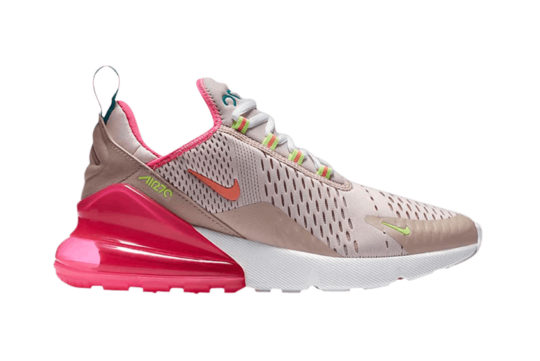 Nike Air Max 270 Barely Rose Stone Mauve dc1864-600