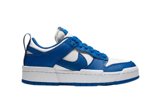 Nike Dunk Low Disrupt Game Royal ck6654-100