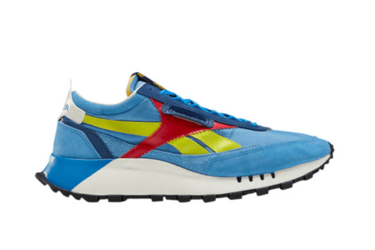 Reebok Classic Legacy Blue Red fy8325