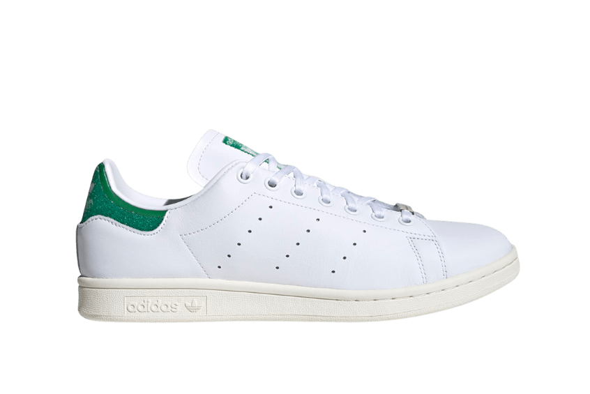 Swarovski x adidas Stan Smith White Green fx7482
