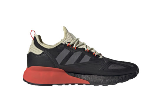 adidas ZX 2K Boost Grey Five fv9999