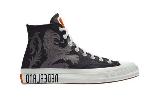 Converse Chuck 70 High Top Nederland National Football Team By You 169739c