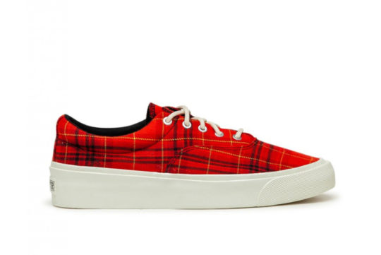 Converse Skid Grip Twisted Plaid 169219c