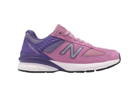 New Balance 990 Made in US Pink Purple w990nx5