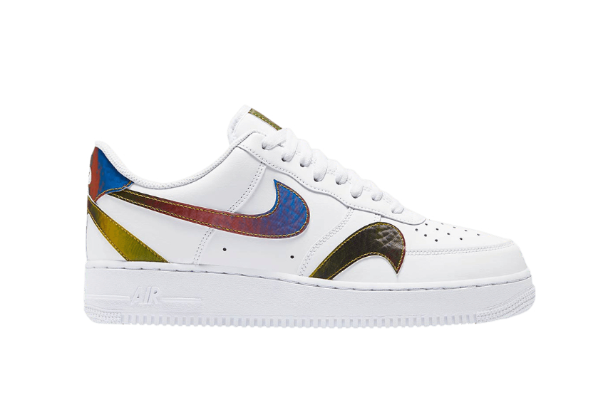Nike Air Force 1 Misplaced Swoosh ck7214 101