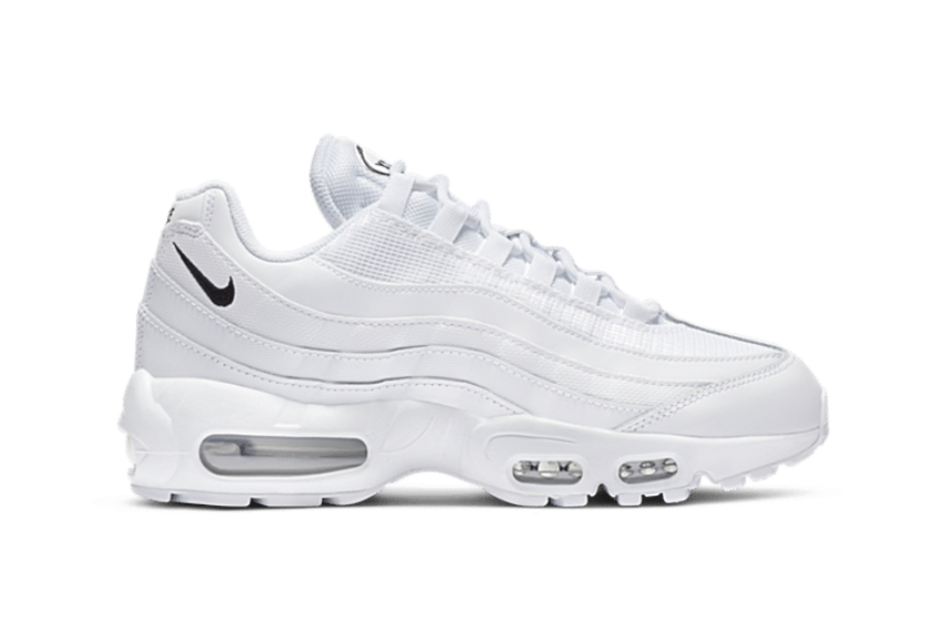 Nike Air Max 95 Essential White Black ck7070-100