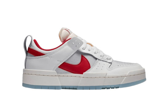 Nike Dunk Low Disrupt Gym Red ck6654-101