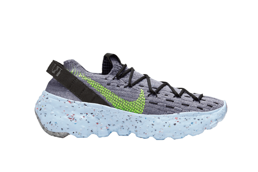 Nike Space Hippie 04 Dark Smoke Grey Volt cz6398-001