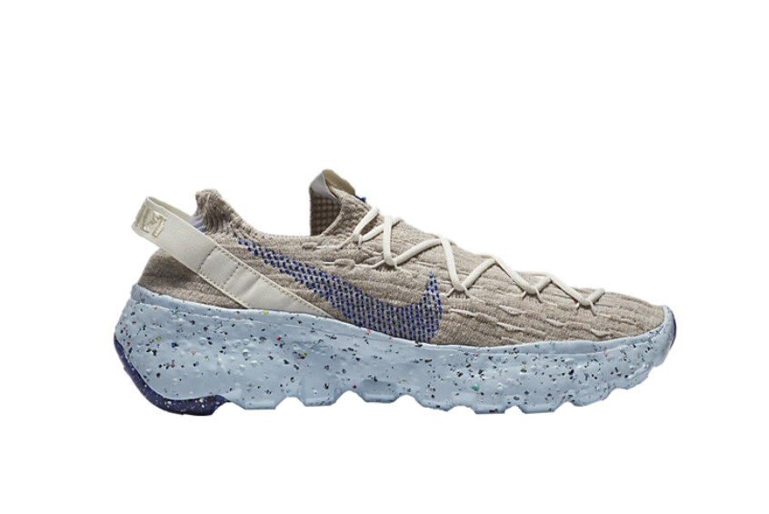 Nike Space Hippie 04 Sail Astronomy Blue cz6398-101