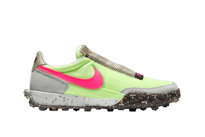 Nike WMNS Waffle Racer Crater Barely Volt ct1983-700