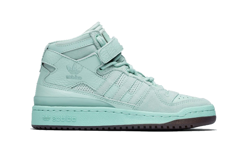 adidas x Ivy Park Forum Mid : Release