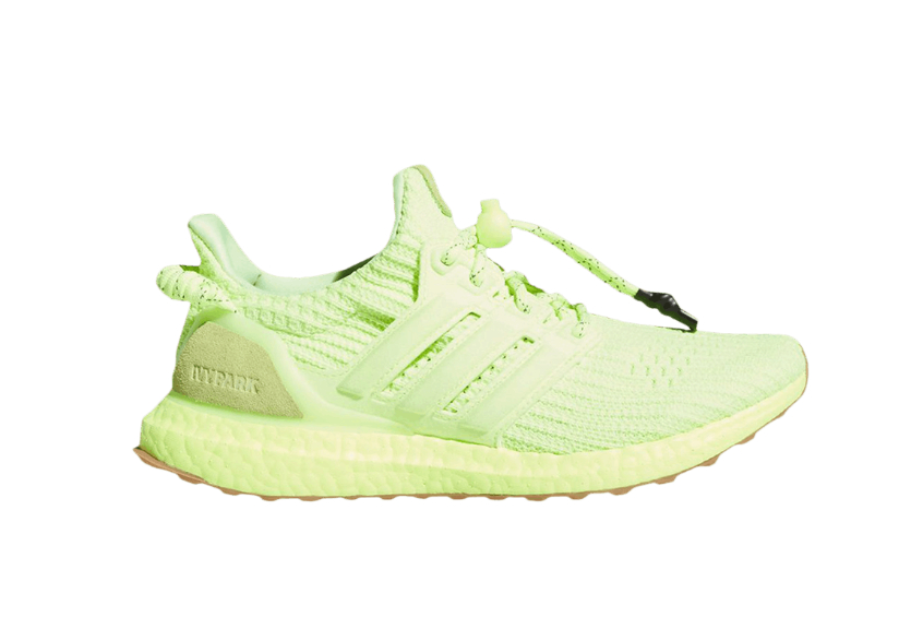 IVY PARK x adidas Ultra Boost Hi Res Yellow fz5456