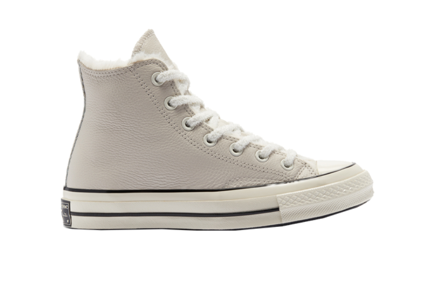 Converse Chuck 70 Hi Cosy Club Light Orewood Brown 569515c