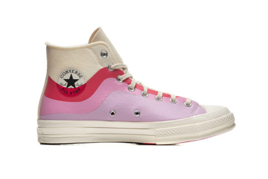 Converse Chuck 70 Hi Nor'easter White Pink Lavender 169520c