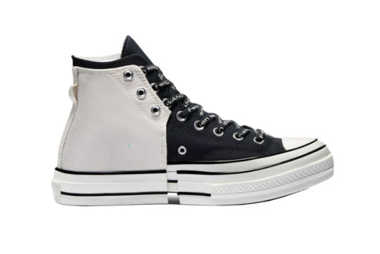 FENG CHEN WANG Converse CT70 2-in-1 Black White 169839c