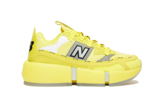 Jaden Smith x New Balance Vision Racer Sunflower Yellow msvrcjsb