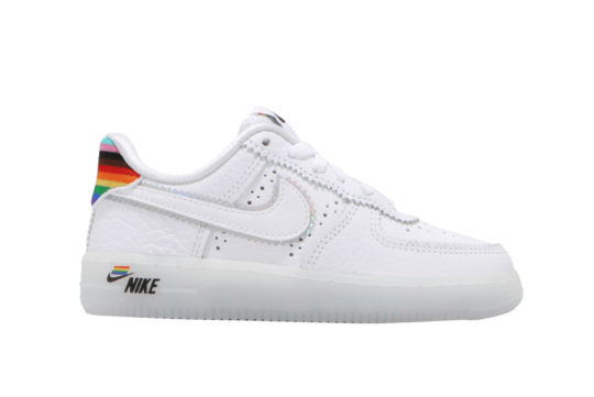 Nike Air Force 1 Low PS Be True White Multi cw7439-100