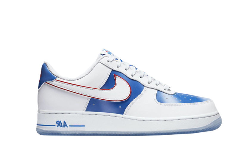 Nike Air Force 1 Low Sixers : Release