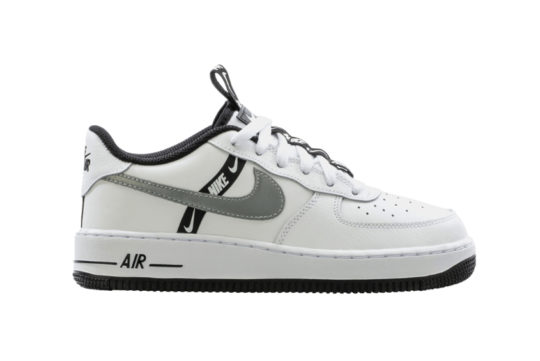 Nike Air Force 1 LV8 White Reflect Silver ct4683-100