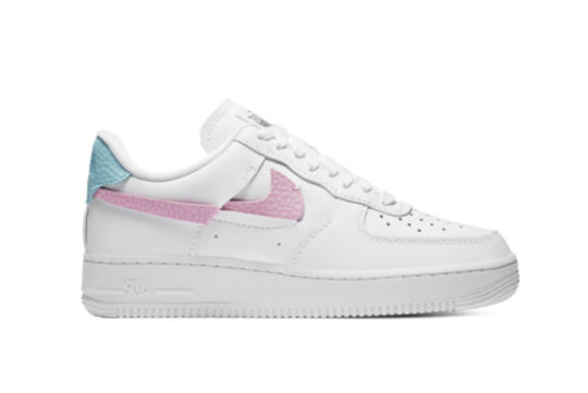 Nike Air Force 1 LXX White Pink Rise dc1164-101