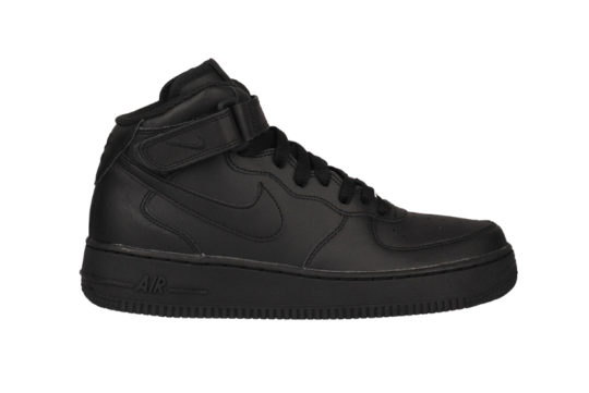 Nike Air Force 1 Mid GS Black 314195-004