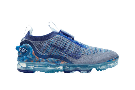 Nike Air Vapormax 2020 Flyknit Crystal Blue ct1823-400