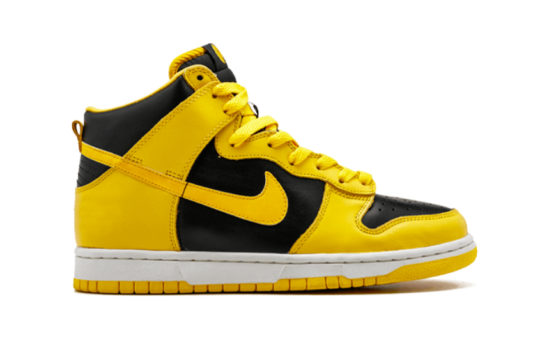Nike Dunk High SP Varsity Maize cz8149-002