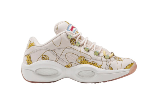 BBC Reebok Question Low Name Chains fz4341