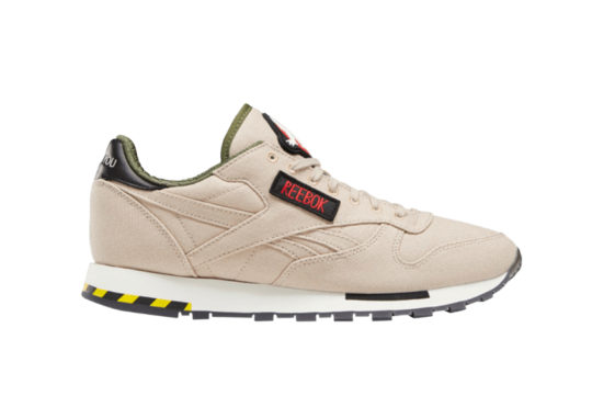 Ghostbusters x Reebok Classic Leather h68136