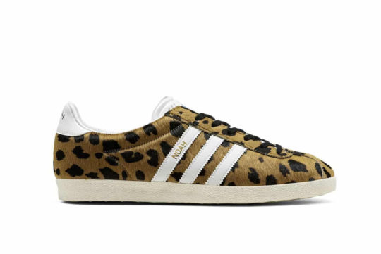 NOAH x adidas Originals Gazelle « Cheetah » fy5378