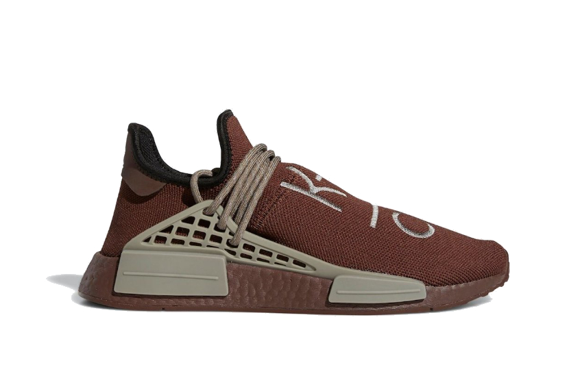 Pharrell adidas NMD Hu Chocolate gy0090