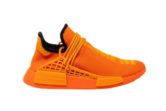 Pharrell adidas NMD Hu Yellow Orange gy0095
