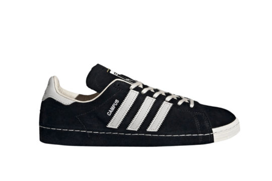 Recouture x adidas Campus Black fy6751