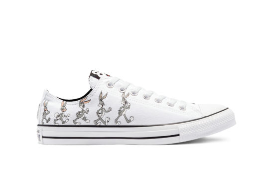 Bugs Bunny Converse Chuck Taylor All Star Low Top White 169226c