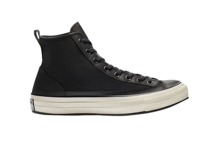 Haven Converse Chuck 70 Gore-Tex High Top Black Leather 169902c