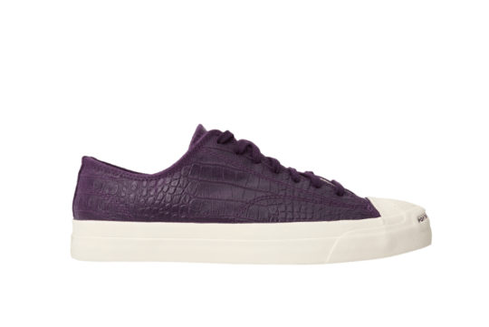 Pop Trading Co Converse Cons Jack Purcell Low Purple 170544c