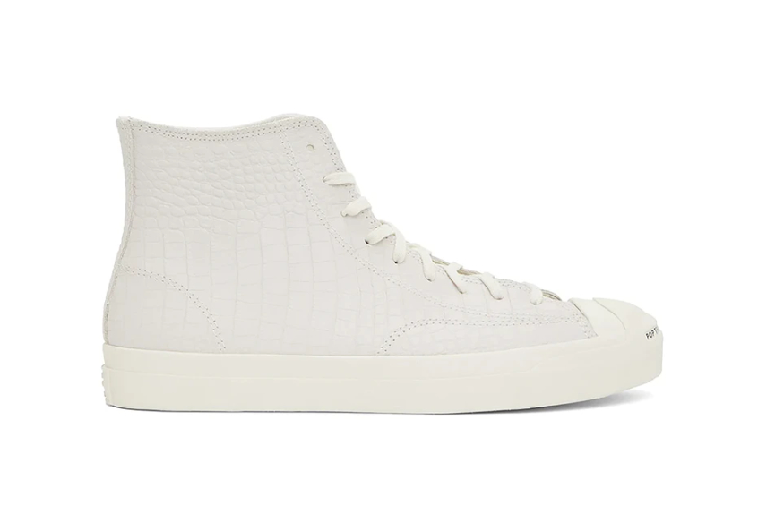 Pop Trading Co x Converse Jack Purcell Pro Hi 170543c