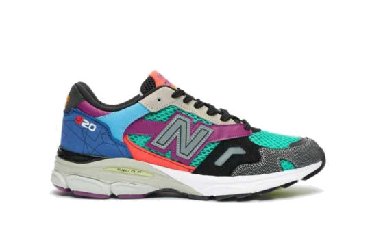 New Balance 920 Made in UK Multicolor m920mm