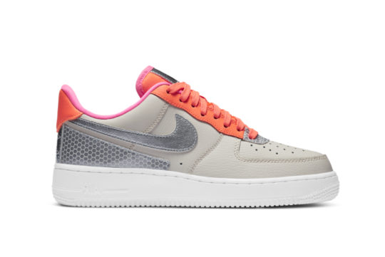 3M x Nike Air Force 1 Low Light Orewood Brown ct1992-101
