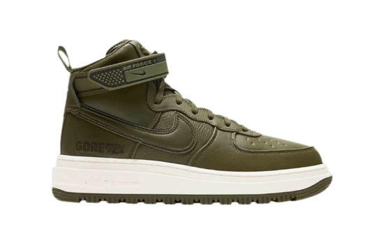 Nike Air Force 1 Goretex Boot Olive ct2815-201