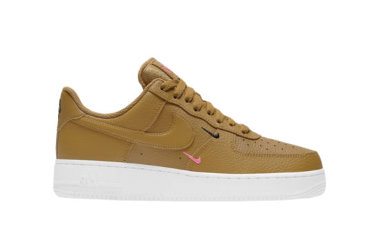 Nike Air Force 1 Mini Swoosh Wheat Pink ct1989-700