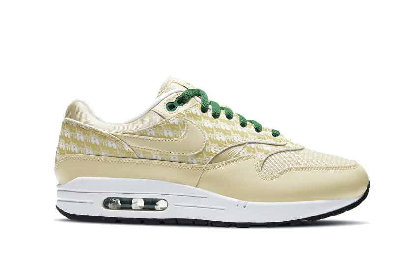 Nike Air Max 1 Lemonade Powerwall cj0609-700