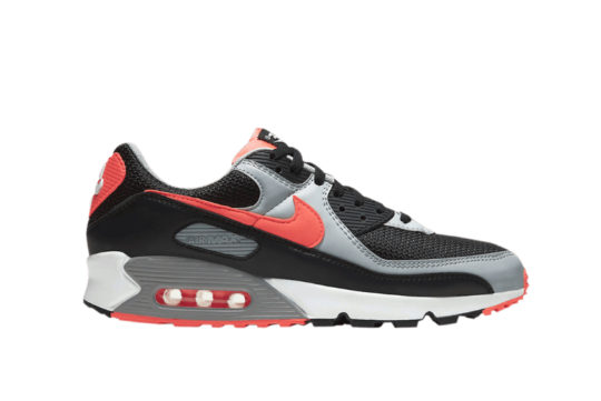 Nike Air Max 90 Black Radiant Red cz4222-001