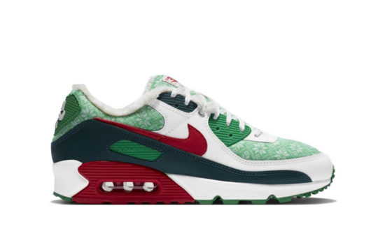 Nike Air Max 90 Christmas 2020 dc1607-100