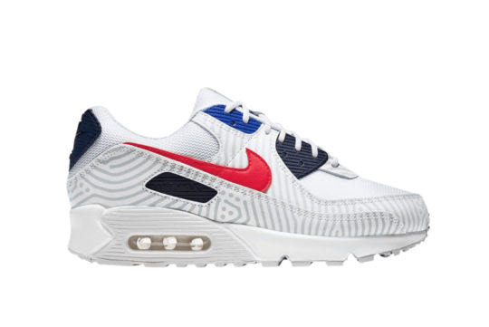 Nike Air Max 90 GS Euro Tour cz8650-100