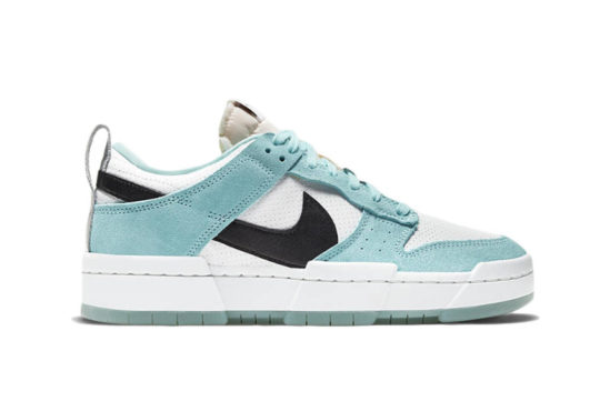 Nike Dunk Low Disrupt Copa Shoelery dd6619-400