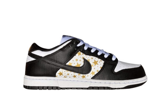 Supreme x Nike SB Dunk Low « Black » dh3228-102