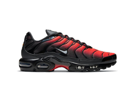 Nike Tuned 1 Black Bright Red dc1936-001