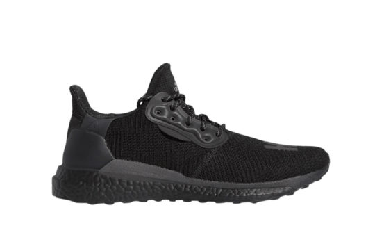 Pharrell Williams adidas Solar HU Black Ambition Pack Black gx2485