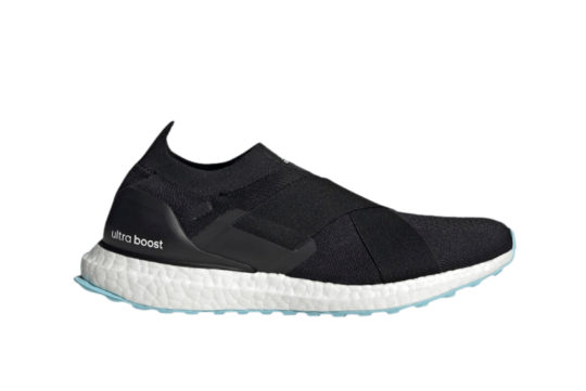 adidas Ultra Boost Slip-On DNA Core Black White Womens h02816
